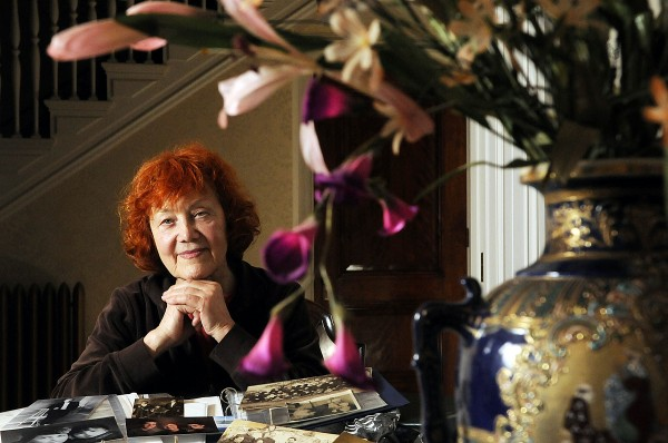 Philomena Baker at her Bangor home in December 2010.