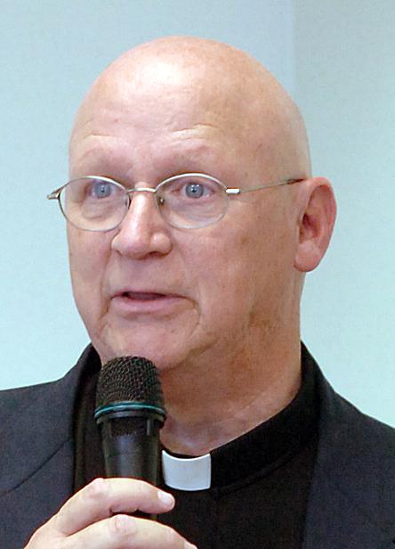 The Rev. Bob Carlson