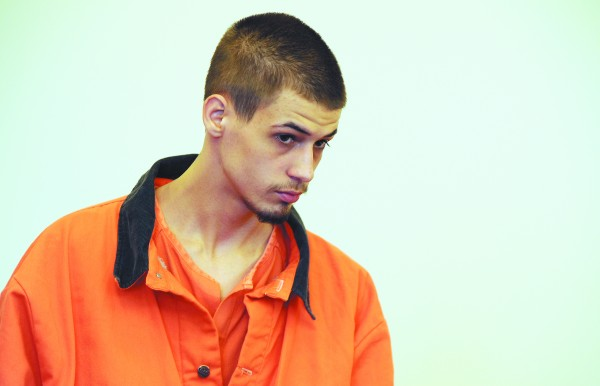 Zachary Carr entered a not guilty plea in connection with the shooting death of John &quotBobby&quot Surles, 19, during a group fight on Cumberland Street in Bangor on Jan. 27, 2010.