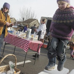 Eddington farmers market open Sundays