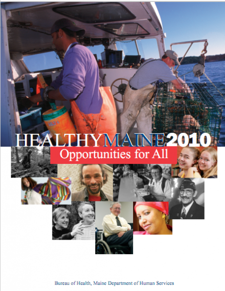 Ten years ago, Maine established ambitious health goals to be reached by 2010. While it has made substantial progress in several areas, it did not achieve most of its goals.