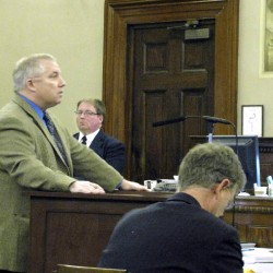 Bus driver testifies that he feared for kids' lives