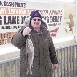 Derby is a huge lure to muskie enthusiasts
