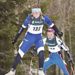 Presque Isle man writes Junior Olympic theme