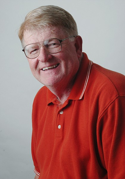 Lawrence &quotRed&quot St. Louis, a longtime basketball official, died in his sleep Wednesday at age 65.