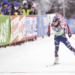 France's Boeuf, Norway's Berger capture pursuit races at World Cup
