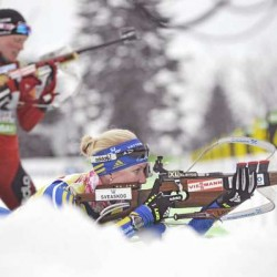 Germany cruises in mixed relay at Cup biathlon; US team finishes 7th