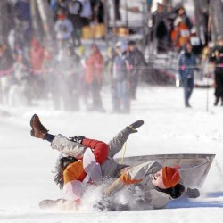 National Toboggan Championships slated for Feb. 11-13