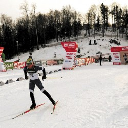 Germany's Arnd Peiffer is World Cup 10k sprint winner