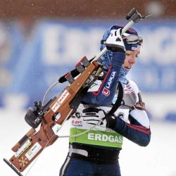 Norway's Berger feels at home in Presque Isle