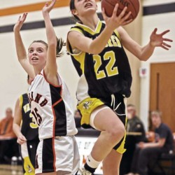 Parise Rossignol's 49-point night one of best for girls basketball