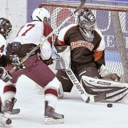 Papsadora's goal in OT lifts Bangor by rival Brewer
