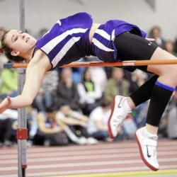 Bangor teams seek to defend indoor track championships