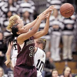 John Bapst, Medomak girls advance to semifinal