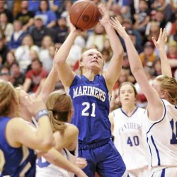 Deer Isle-Stonington, Central Aroostook girls advance