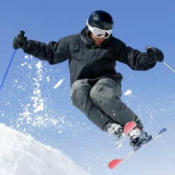 Skiing and boarding: safe sports?