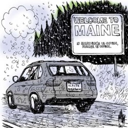 Maine's Independent Streak