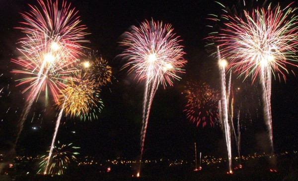 Bangor's largest Fourth of July fireworks display in 2005. The Criminal Justice and Public Safety Committee on Monday takes up Rep. Douglas Damon's bill to remove from Maine law a prohibition on the sale and use of consumer fireworks.
