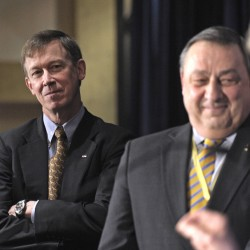 LePage attending governors' meeting, dinner with Obamas