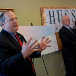 Husson raises steel on $11 million project