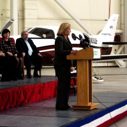 Ceremony marks closing of Brunswick Naval Air Station