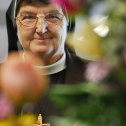 Sister Mary Norberta honored at state capital