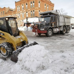 Portland already more than halfway through winter snow-clearing budget