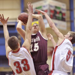 Undefeated 'Jammers roll past Medomak Valley