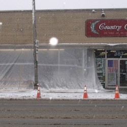 Presque Isle Police investigating downtown vandalism