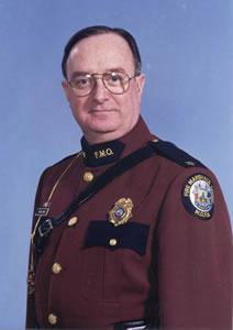 State Fire Marshal John Dean