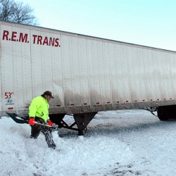 Accidents close Route 1A