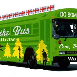"Lincolnville boys take ""Love, the Bus"" around the country"