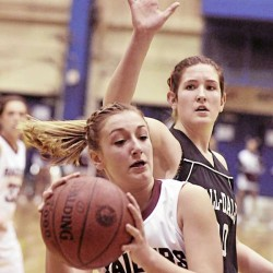 McHugh responds to pressure again in Central's title win over Hall-Dale