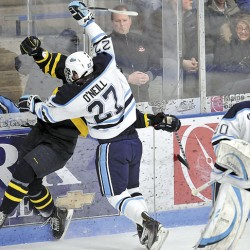 BU, Maine eye NCAA tourney as series looms