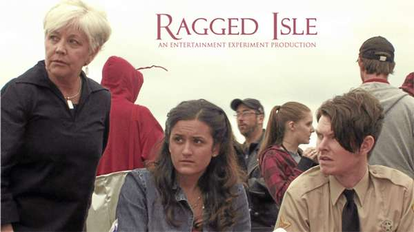 Beth Saufler, Amie Marzen and Erik Moody star in &quotRagged Isle.&quot