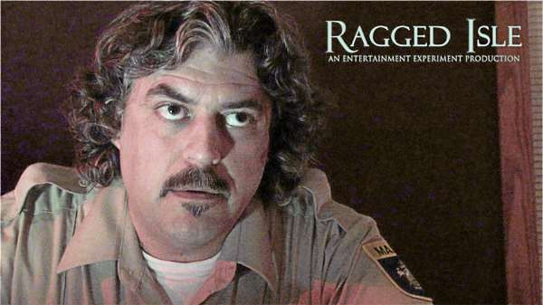 Rick Dalton as Sheriff Rick Dalton in &quotRagged Isle.&quot