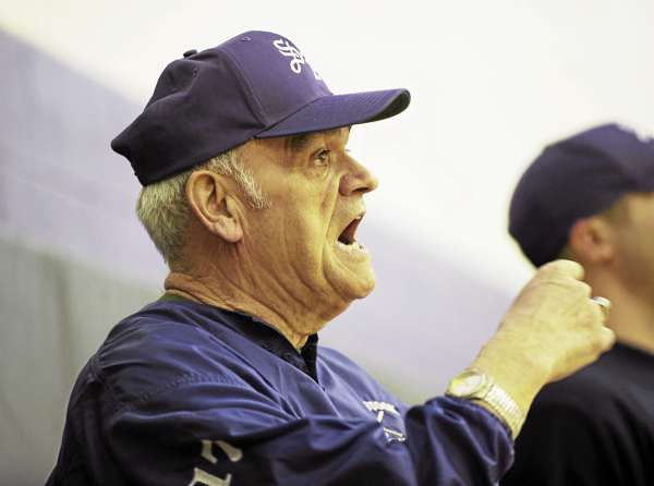 Southern Aroostook baseball coach Murray Putnam is stressing the basics this week as he begins his 43rd season as coach of the Dyer Brook-based school.