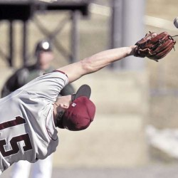 Bates totals 39 hits in sweep of Husson