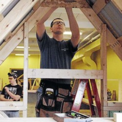 Technical school expansion nears completion