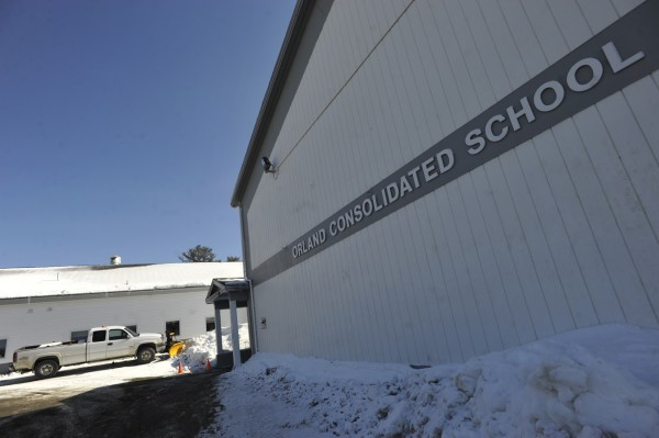 The Orland Consolidated School.