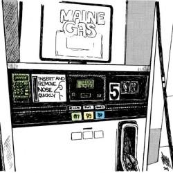Maine gas