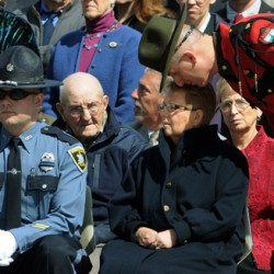 350 attend law enforcement memorial event in Augusta