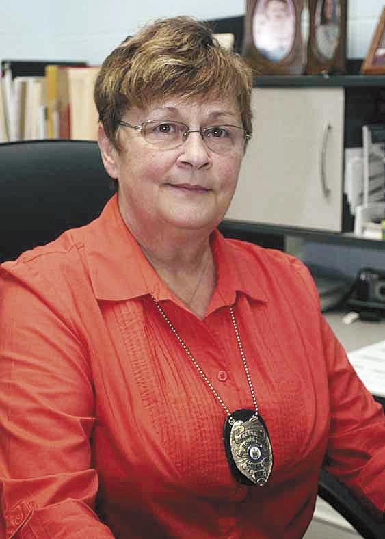 Detective Carolyn Crandall