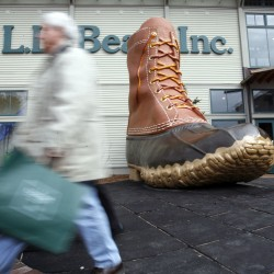 L.L. Bean recalls removable ice cleats
