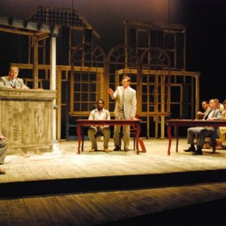 American history, unvarnished, is retold in PTC's 'INK'