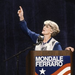 First female vice presidential candidate Geraldine Ferraro dies at 75