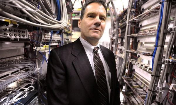 Craig Gunderson, CEO of the Lewiston-based Oxford Networks.