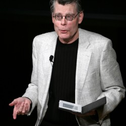 Winner of Stephen King auction has family connection to Maine's horror master
