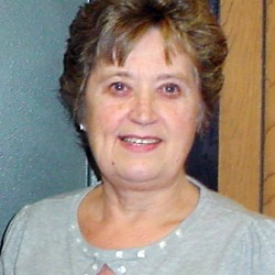 Ruthena Brasslett, Glenburn's town clerk is retiring after 36 years of service.