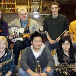 Brewer High jazz ensemble scores big at Berklee Jazz Festival